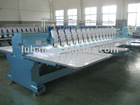 India Hot Selling :USD6600 FOB TP615(250 550X1200mm) flat computerized embroidery machine
