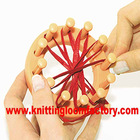 originality amazing magic hot sell hat flower Bloom Loom knitting