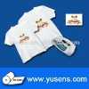 Factory sale directly low price light color heat transfer paper