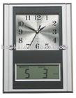 PLASTIC LCD ALARM CLOCK 5627