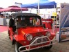 smart electric mini moke
