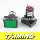 Traffic lamp XD-804 DC12V 50mA
