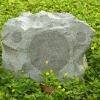 Outdoor waterproof fiberglass rock speaker