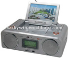 "8.5"" TFT display&anolog TV tuner dvd player"