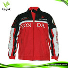 Men's racing clothing jackets motocross for printing