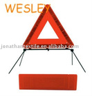 ROAD WARNING TRIANGULAR SIGN