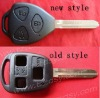 hot sale unique camry remote keys/remote key case