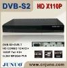 dvb s2 and dvb t full hd combo receiver x110p