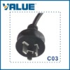 AC Power Supply Plugs(C03)