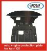 auto titanium alloy engine protection plate for Audi Q5