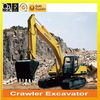 JGM924 Crawler Hydraulic Valve Backhoe