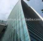 clear fire resistance glass