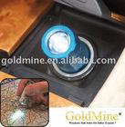 led car flashlight Microbeam Rechargeable Auto Light