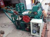 scourer making machine,mesh scourer making machine