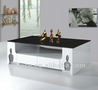 New Design Modern MDF High Gloss wooden coffee tea table A2009