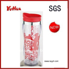 promotional auto plastic travel mug