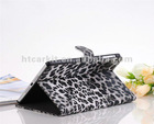 Leopard Luxury Magnetic PU Leather Case Smart Cover For iPad Mini