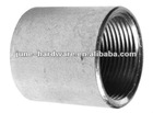BS standard galvanized steel pipe socket