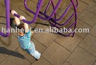 Safty Playground Rubber Tile