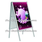 A0 A1 A2 aluminum cheap poster stand for advertising