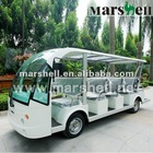 11 Seater electric sightseeing car for sale DN-11 with CE certificate from China