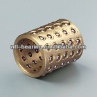 Brass ball retainer