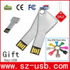 USB Key Shape Flash Drive with free logo