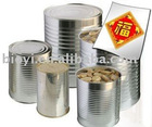 Canned champignon wholes - canned mushroom