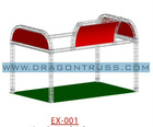 3*6m exhibition truss,trade show truss