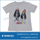 girls cotton t shirts