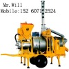 Mini Batch Concrete Mixer