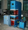 Rubber/tyre/plastic plate Vulcanizing Press