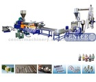 high quality Parallel Twin Screw Extruder Pelletizing Line