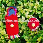 Crocheted Coin Purse&MP3 Bag