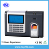 Biometric attendance machine TFT Screen Fingerprint Time Attendance Terminal