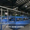 Steel wire mesh frame sandwich panel production line