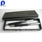 GOOD SELL METAL BALL PEN AND ROLLER PEN OR FOUNTAIN PEN GIFT SET