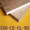 magnesium cupboard board with wood veneer