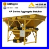 Automatic Concrete Aggregate Batcher