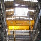 150+150ton shipyard overhead bridge crane