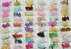 gloory and natural stone gravel jewelry accessories (002)