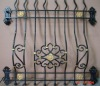 Wrought Iron Window Railing