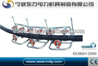 Max Diameter 150mm Corner Ground Roller Assembly(tri-roller)