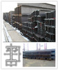 chromium alloy hot rolled steel H beam for export Indonesia