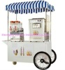 JX-IC160 Cool Summer Ice Cream Cart