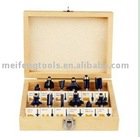 12pcs Router Bit Set