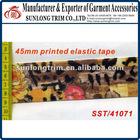 45mm wide printed grosgrain tape