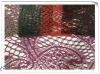 2012 new design mesh lace fabric