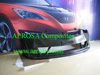 carbon fiber front bumper