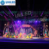 UH LED curtain display
